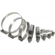 KTM 65 Mild Steel Hose Clamp Kit