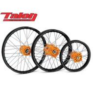 Talon KTM 50 Small Standard Wheels Orange Hubs