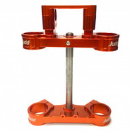 KTM 85 Triple Clamps Orange Judd Racing