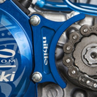 NIHILO KAWASAKI KX85 KX100 CASE SAVER - BLUE