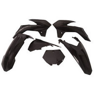 KTM 85 2006-2012 BLACK Full Plastics Kit