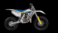 Husqvarna TC 85 2014> Full Plastics Kit White