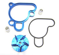 BLUE Bud Racing Water Pump Kit KTM Husqvarna 50,65