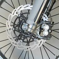 FRONT 260mm Wavy Brake Disc KTM Husqvarna 85