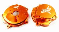 OFFER! - KTM 65 Clutch & Stator Cover - Orange