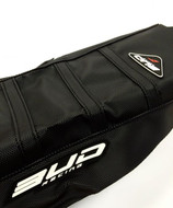 BUD RACING KTM 125 SEAT COVER ALL BLACK 2016