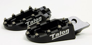 Talon X8 Foot Pegs KTM Black