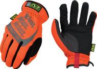 Mechanix Fast Fit Gloves Orange