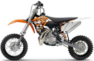 OEM KTM 50 2011 FULL PLASTIC KIT
