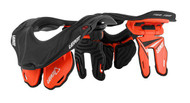 LEATT 5.5 Junior Neck Brace Orange / Black