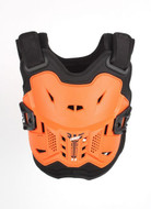 LEATT 2.5 KIDS CHEST PROTECTOR ORANGE 4-7 YEARS