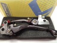 APICO Flexible Lever Set KTM 65 85 EARLY Grey