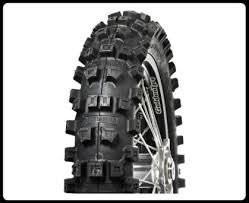"GT230 GoldenTyre 12"" Intermediate Rear 2.75/12 KTM 50, Husqvarna 50 Big Wheel"