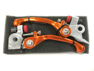 Flexible Lever Set 2016> KTM 125 , 250 2014