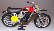 HUSQVARNA 400 ABERG REPLICA MODEL BIKE