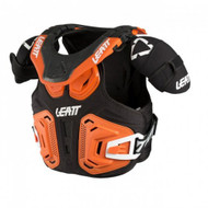 Leatt Junior 2.0 Fusion Neck/Chest Guard Orange