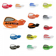 MX Vented Uniko Handguards Acerbis various colours