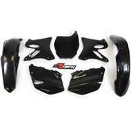 Yamaha YZ 125/250 Black Plastics Kit