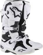 Alpinestars Tech 10 Adult Boot White - A100142009