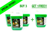 SPECIAL OFFER! Pro-Green MX Bike Wash 5 Litre - BUY 3 GET 1 FREE! Mega Deal