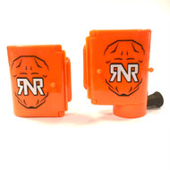 Rip N Roll 48mm WVS Colossus Replacement Canister Set in Neon Orange