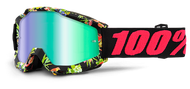 100% Accuri Goggles - Chapter 11 - Mirror Green Lens