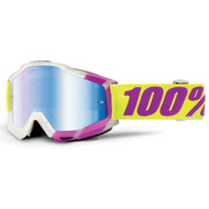 100% Accuri Goggles - Tootaloo - Mirror Blue Lens