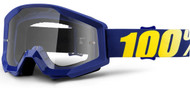 NEW 2018 100% Strata Goggles - Hope - Clear Lens