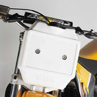Acerbis Front Auxiliary 3 Litre White Fuel Tank