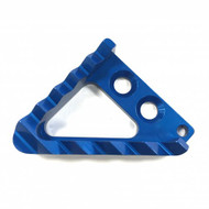 Blue Brake Pedal Tip KTM Husqvarna All Bikes (Not KTM 50)