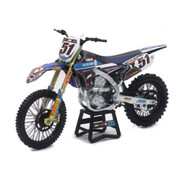 JGR Yamaha Justin Barcia 1:12 Scale Toy