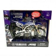 JGR Yamaha Justin Barcia 1:12 Scale Replica Toy