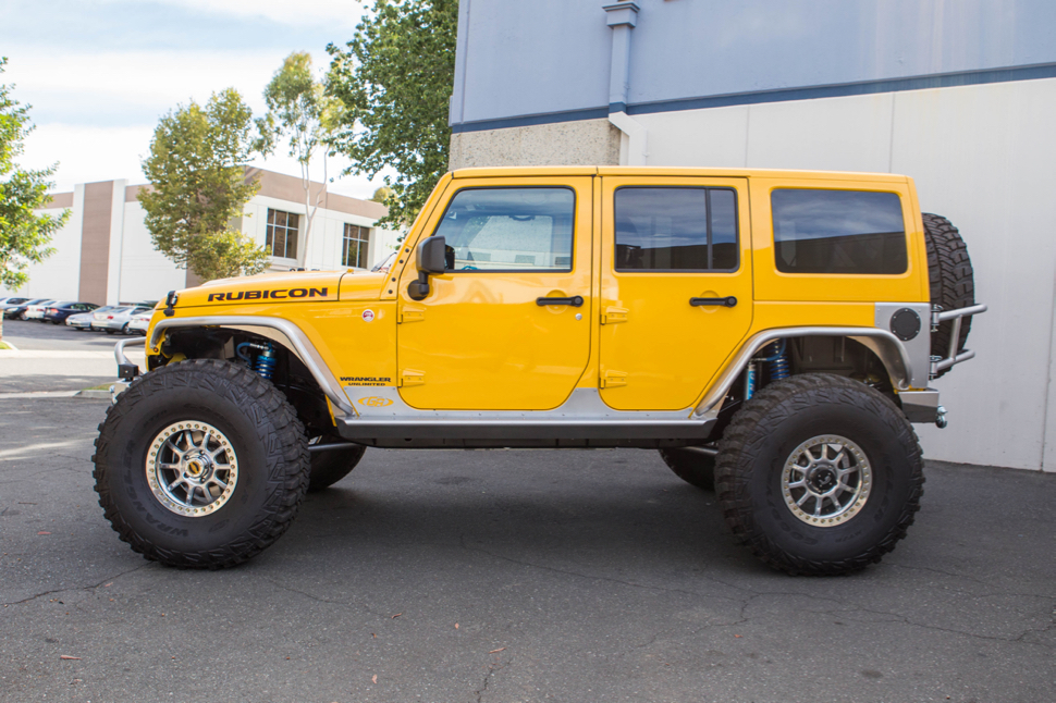 Yellowjacket Genright Jeep Jk Photo Gallery Genright