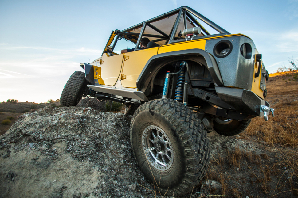 Jeep Wrangler Smoky Mountain >> Terremoto Jeep JK Photo Gallery | GenRight