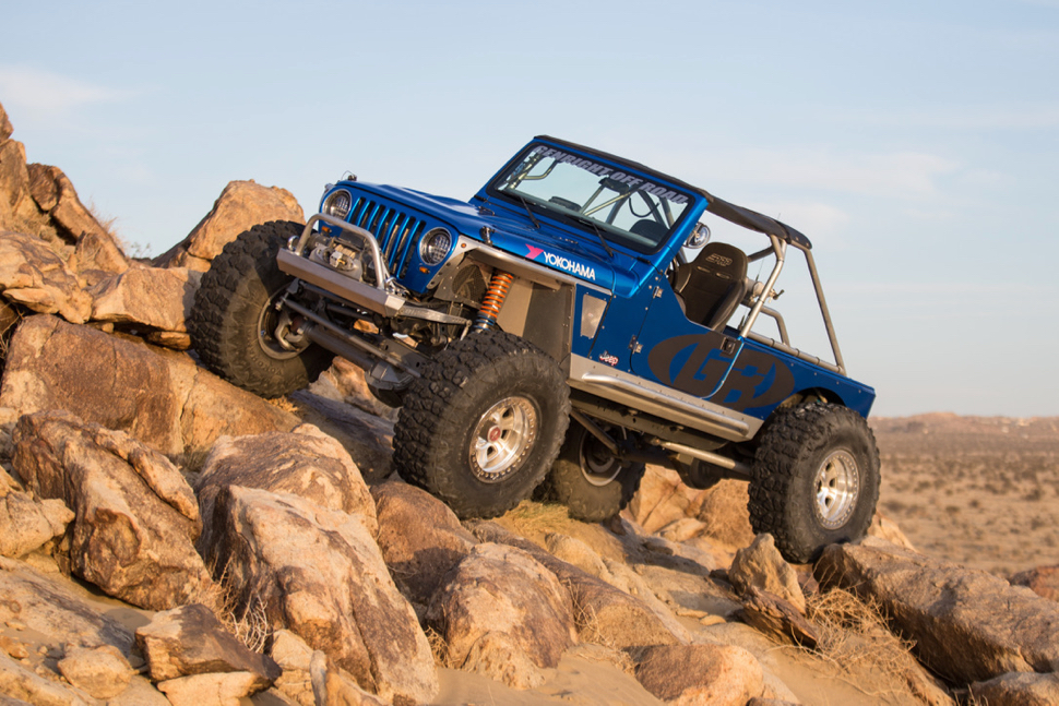 Chaos Jeep Lj Photo Gallery Genright Off Road