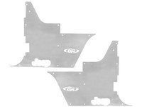 TJ/LJ Flak-Jacket Tub Panel Guards for Standard Tube Fenders