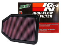 K&N Filter for the Jeep JK 2007 - 2018