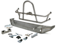Jeep JK Swing Out Rear Tire Carrier & Bumper Package (Steel)