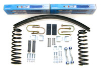 "3"" BDS Suspension Lift Kit for Jeep Cherokee XJ (1984-'01) Base Kit"