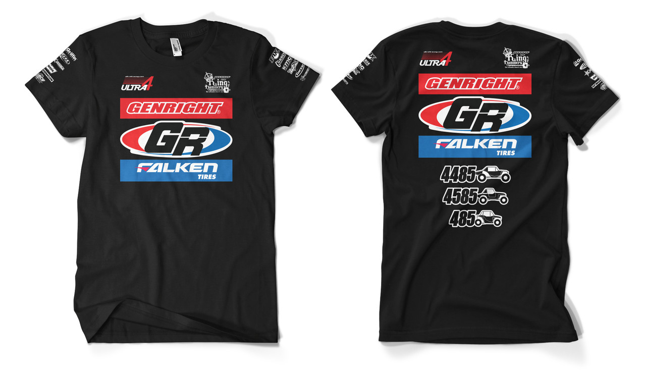 GenRight 2017 King of the Hammers Team Tee