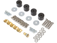 GenRight Rocker Guard Hardware Kit