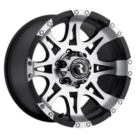 Raceline 982-Raptor Machined Wheel