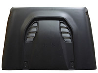 Jeep JK & JKU 2007-2017 Jeep Wrangler Duraflex Power Dome Hood