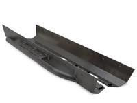 GenRight Mini Boat Side Rockers Powder Coated Black