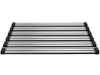 TeraFlex JK Nebo Roof Rack Cargo Slat Kit - Silver
