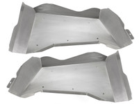 Jeep JK Aluminum Rear Inner Fenders