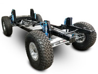 Jeep JK Elite Complete Rolling Chassis