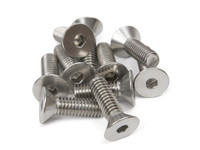 "5/16""-18 X 1"" Flat Head Socket Bolts (10 Pack)"