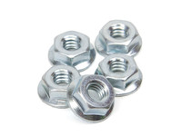 "1/4""-20 Flange Nuts (5 Pack)"