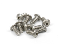 GenRight Tube Fender Insert Buttonhead Bolts (10 Pack)